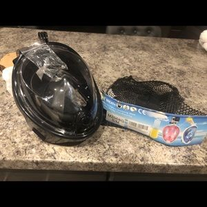 Other - Full face snorkeling mask